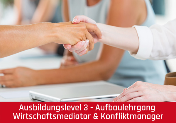 imb fackler basisausbildung level 3 wirtschaftsmediation konfliktmanagement