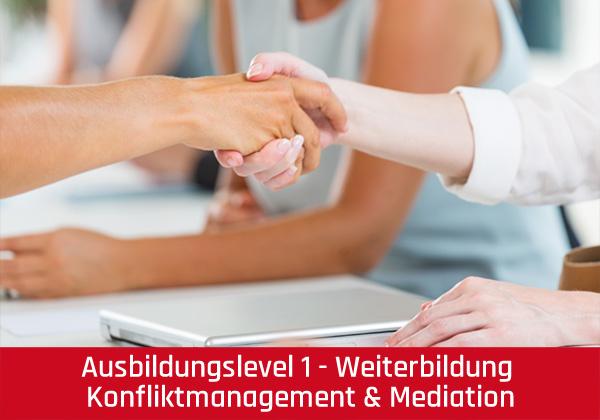Konfliktmanagement Ausbildung